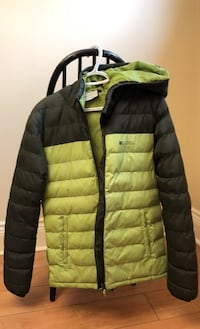 Mountain warehouse jacket