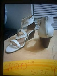 Used once size 9 Gaithersburg, 20879