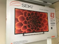 Seiki TV (used for about 2+ weeks)