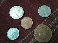 four round silver-colored coins Bakersfield, 93305