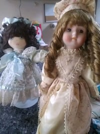 Doll collection Newburgh, 12550