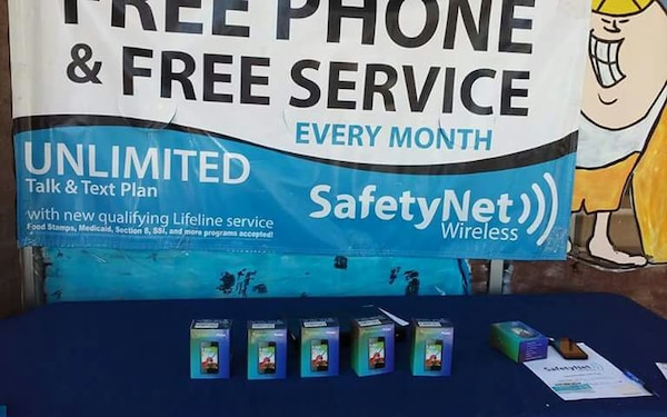 Used Lifeline phones through SafetyNet at This and That for sale in