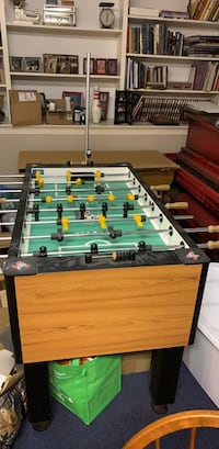 Tornado Foosball Table  Chevy Chase View, 20895