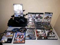 Ps2 Console In Perfect Working Order With 14 Games Kirkland, H9J 2J6