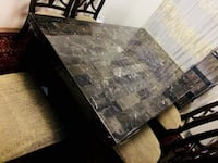 Great condition marble table Port Coquitlam