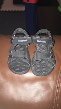 Baby Timberland Sandals. Black. Size 5 Toronto, M5A