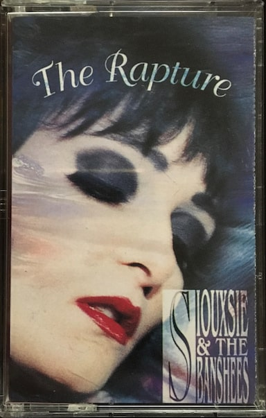 Siouxsie and the Banshees / The Rapture / Kaset d76c520e-afd3-4015-96f1-59dfd6da78cd
