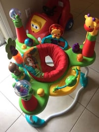 baby's multicolored jumperoo Pembroke Pines, 33029