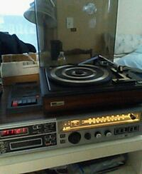 BSR Turntable with Readers Digest reciever,8 track Delray Beach, 33446