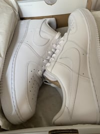 All White Air Force One's Inkster