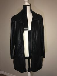 Danier 3/4 Length Winter Leather Coat (Medium) Milton, L9T 4K1