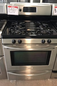 Frigidaire gas stove( convection oven)