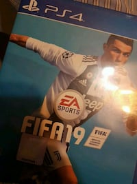Fifa 19 Used Once  New Westminster, V3M 3M4