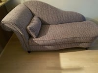 Beautiful chaise / love seat with a nice, original pattern and shape Burnaby