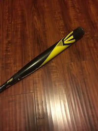 black and yellow Easton baseball bat Pomona, 91750