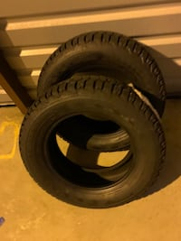 2-firestone 215 60r15 94s new tires New York, 10312