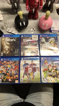 Ps4 games pack (ask for price if you want one)