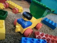 yellow, blue, and green plastic toy Garden Grove, 92840