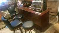 bar and stools Des Moines, 50312