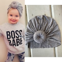 Toddler Boutique Hat- 2/3T Edmonton, T6W 0X1