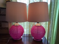 Pink Spaghetti Table Lamps Châteauguay, J6J 5H9