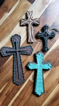 Cross decorations