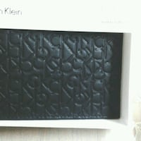 black leather calvin klein wallet Ahmedabad, 380007