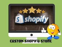 I WILL CREATE CONVERTING WEBSITES FOR ONLINE STORES Mississauga