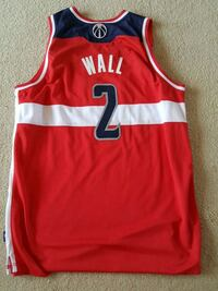 John Wall Road Red Wizards Jersey 47 km