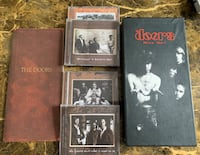 The Doors Box Set North Babylon
