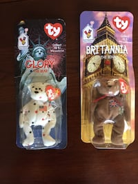 Beanie Babies- Mcdonalds International Complete Collection Portland, 06480