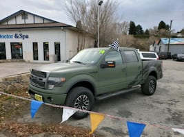 2014 Ford F-150 FX4 4x4 SuperCrew 145-in