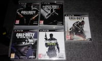 call of duty pakke til ps3  Hokksund