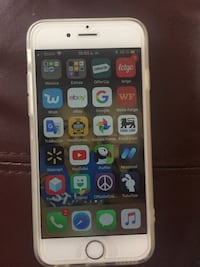 silver iPhone 6 with case Woodbridge, 22191