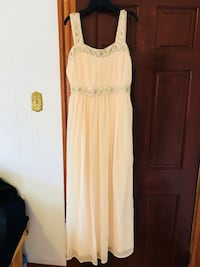 New with tag long dress