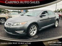 Ford-Taurus-2011 Chesapeake
