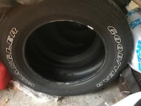 275/60R20 truck tires like new  Quinte West, K8V