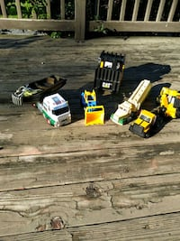 ****Construction Toys ****In time for Christmas York