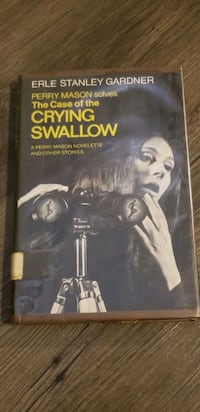 Crying Swallow Book