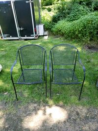 Outside patio chairs