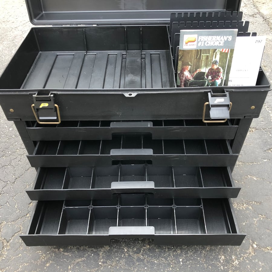 Tackle box Plano