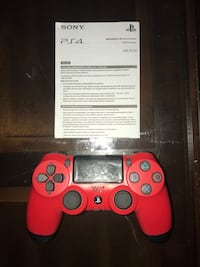 Song PS4 Controller Red Brampton, L6P 2A2