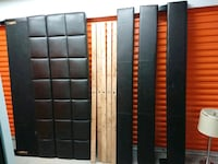 King Size Bedframe and headboard