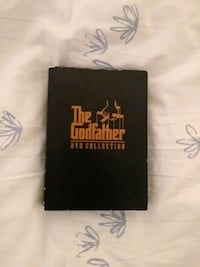 Godfather Collection  4 Dvds. 6242 km