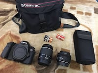 Canon professional DSLR camera 6D kit  Brampton, L6S 2M9