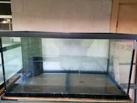 black framed clear glass fish tank Montgomery, 36108