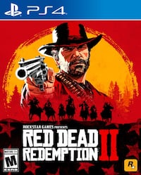 Red dead redemtion 2 PS4 Toronto, M6S 1K4