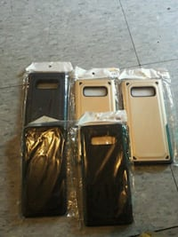 two black and brown smartphone cases Lafayette, 70501