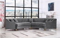 Designer sectionals $2599 $50 down no credit Check financing  Roslyn Heights, 11577