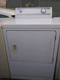 Drier white works well have other appliances as well  just ask